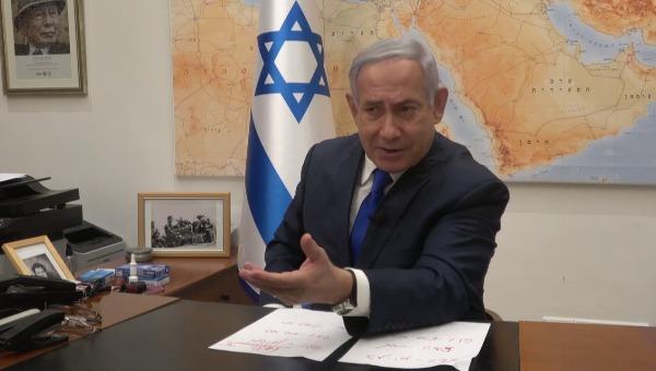 ראש הממשלה נתניהו בראיון בכיפה