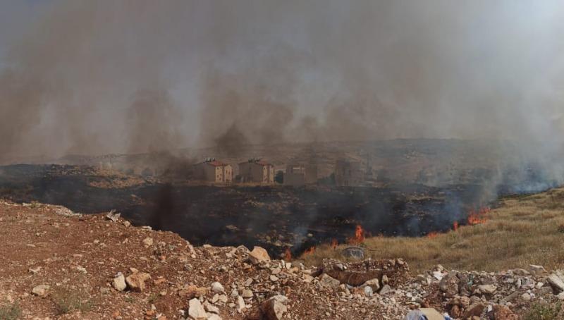 השרפה בגבע בנימין