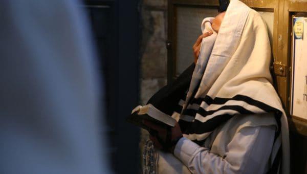 """קריאת שמע """"שמע ישראל"""""""