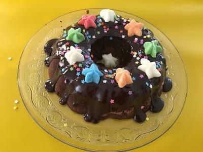 והשבת: עוגת כוכבי השמים!