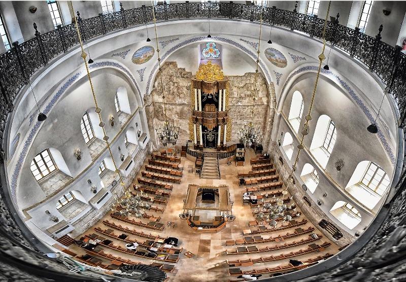 בית הכנסת החורבה