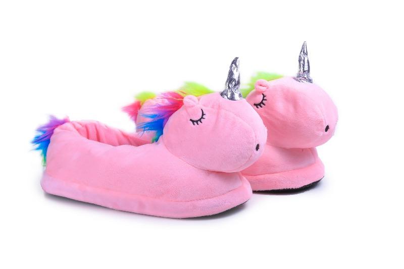 נעלי בית חד קרן