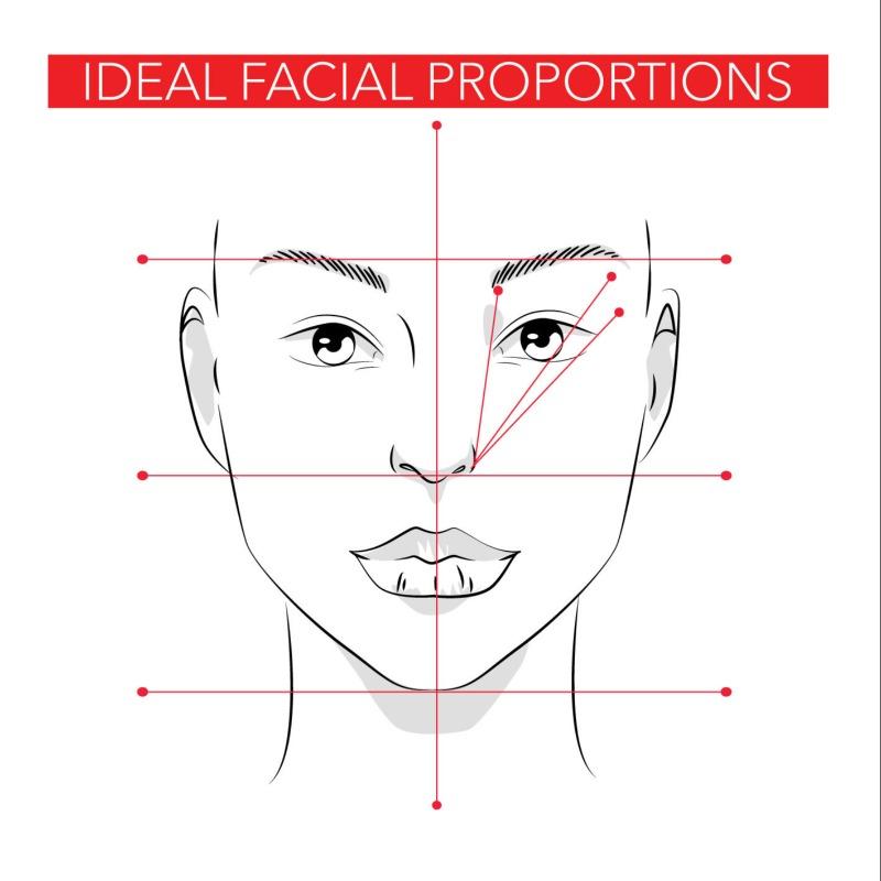 זיהוי מבנה הפנים