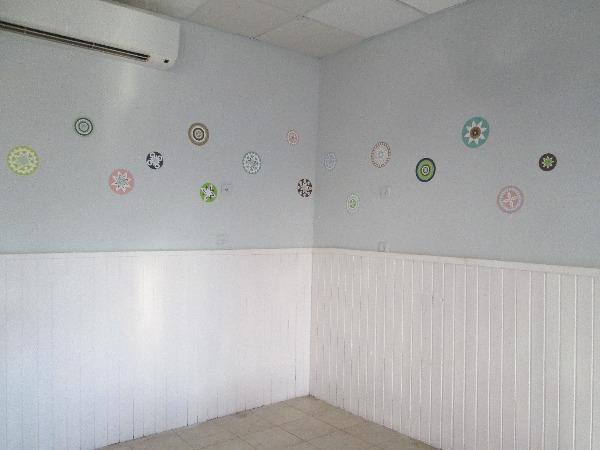 עיצוב חדר אוכל: שרה טייץ