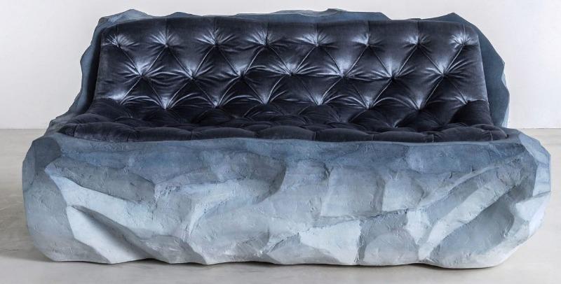 ספה מאבן