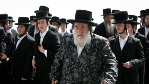 """האדמו""""ר מויזניץ- רבי ישראל הגר"""