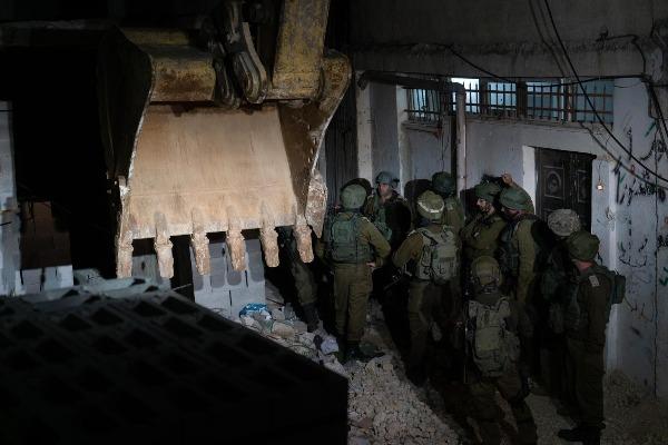 """הערכות כוחות צה""""ל להרס בית המחבל, הבוקר"""