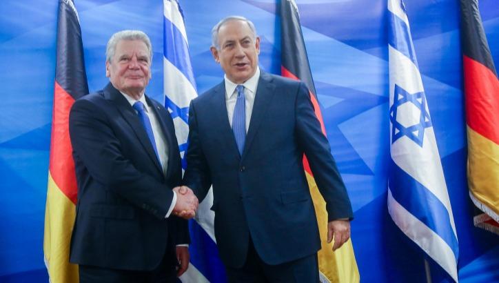 נתניהו ונשיא גרמינה. יסייעו לישראל?
