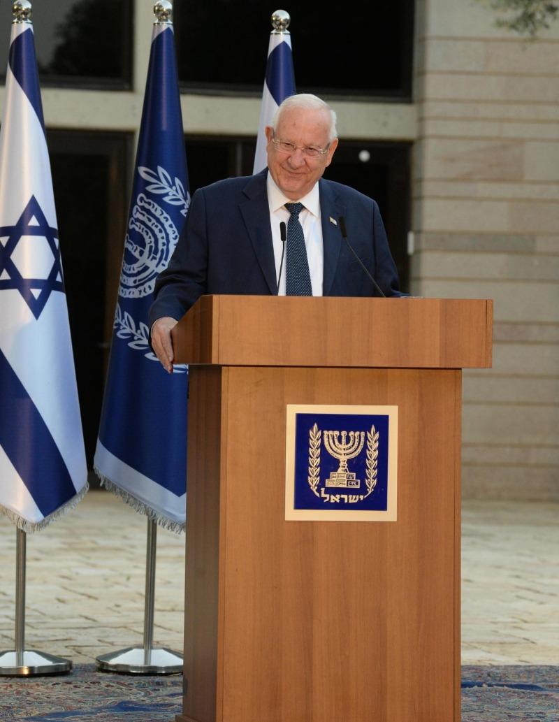 נשיא המדינה באירוע לזכר מיכל סלה