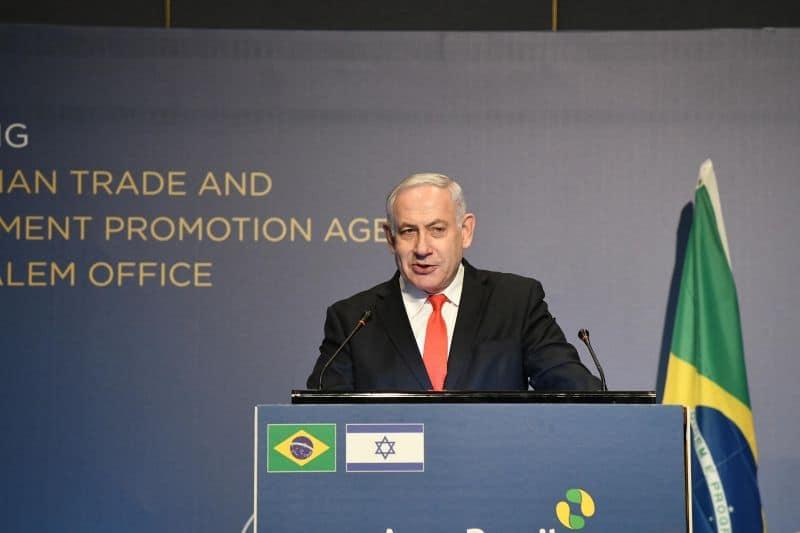 העברת שגרירות ברזיל לירושלים - עוד במהלך 2020