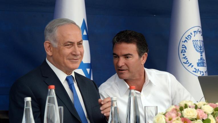 ראש המוסד וראש הממשלה