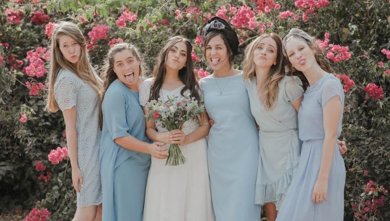 איך ללוות את החברה ביום חתונתה?