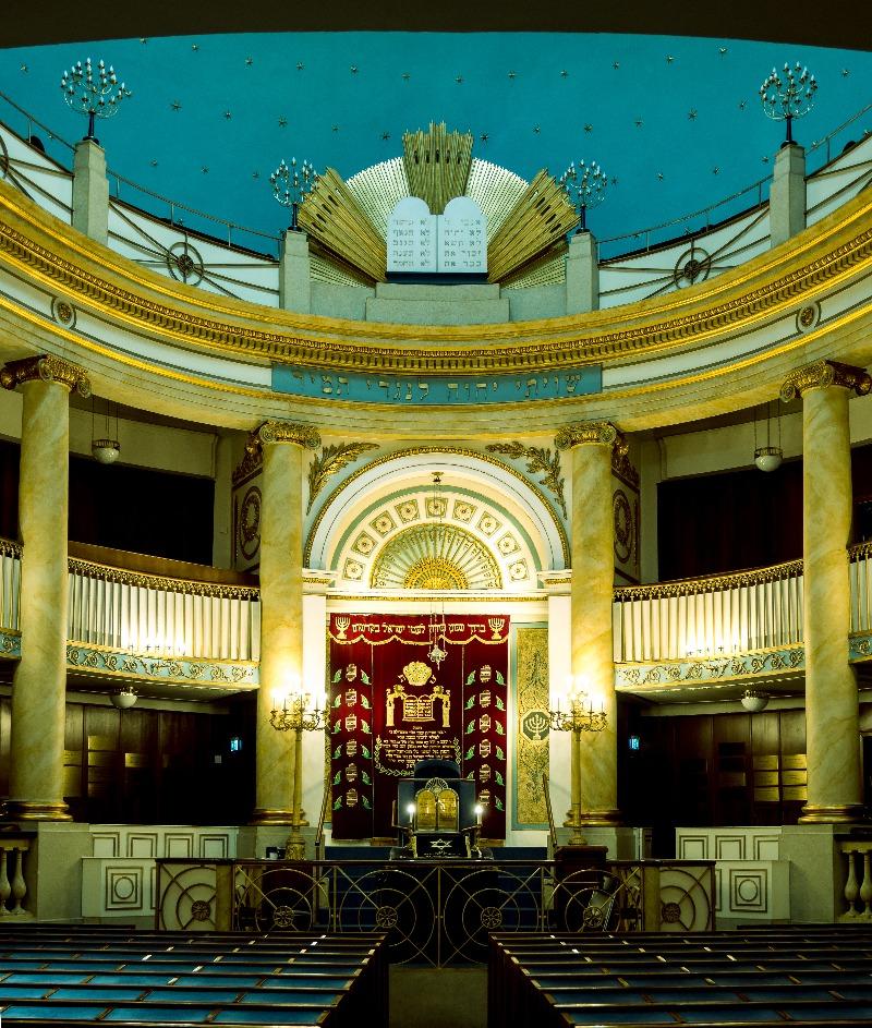 הטרור באירופה. בית הכנסת בוינה