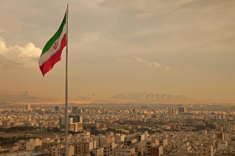 אויבות כבר משנות ה-70. איראן