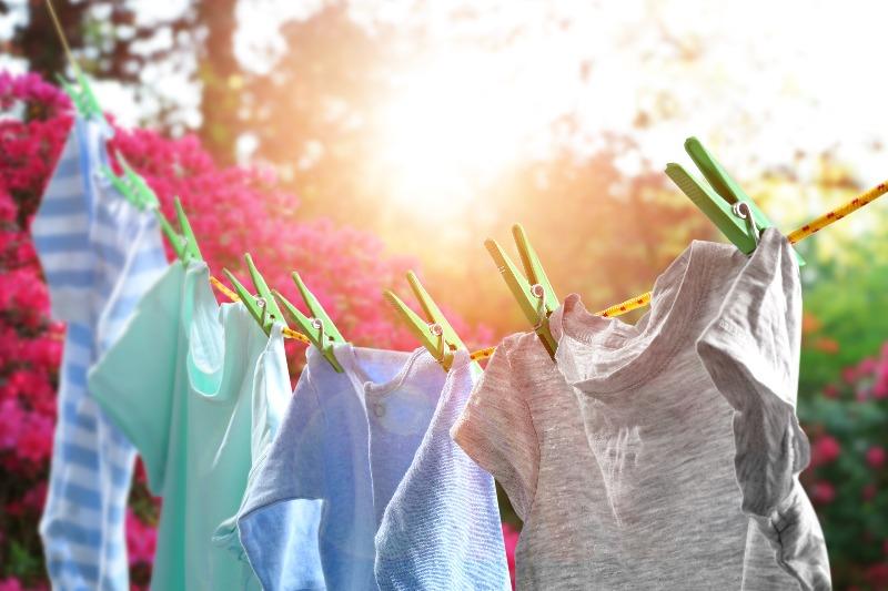 יום מושלם לכביסה