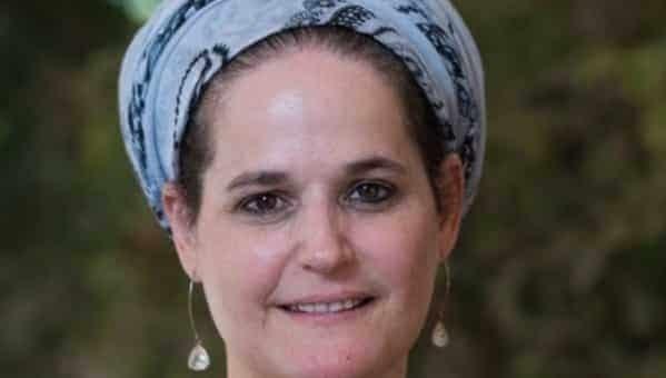 הרבנית מיכל טיקוצ