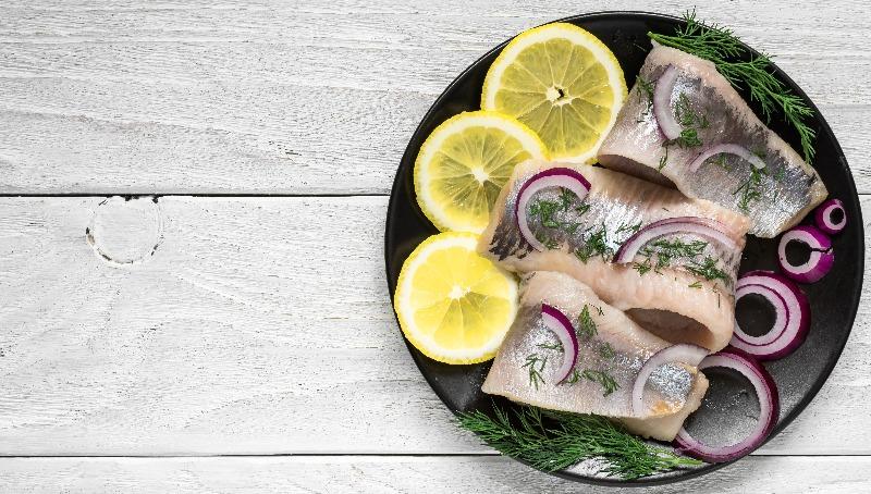 סיבה להשוויץ. דג מלוח תוצרת בית