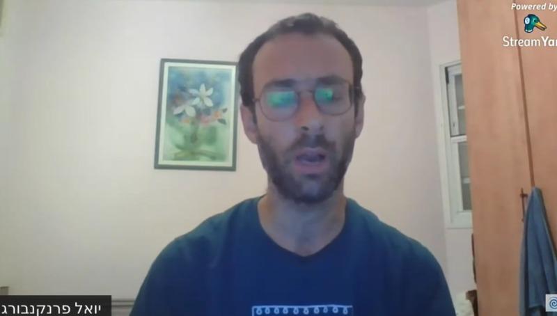יואל פרנקבורג תושב לוד בראיון לחדשות כיפה