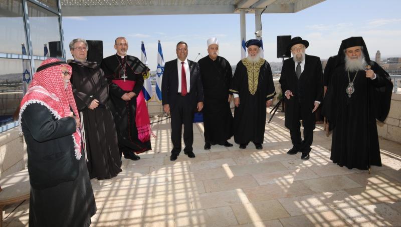 ראשי כל הדתות בירושלים