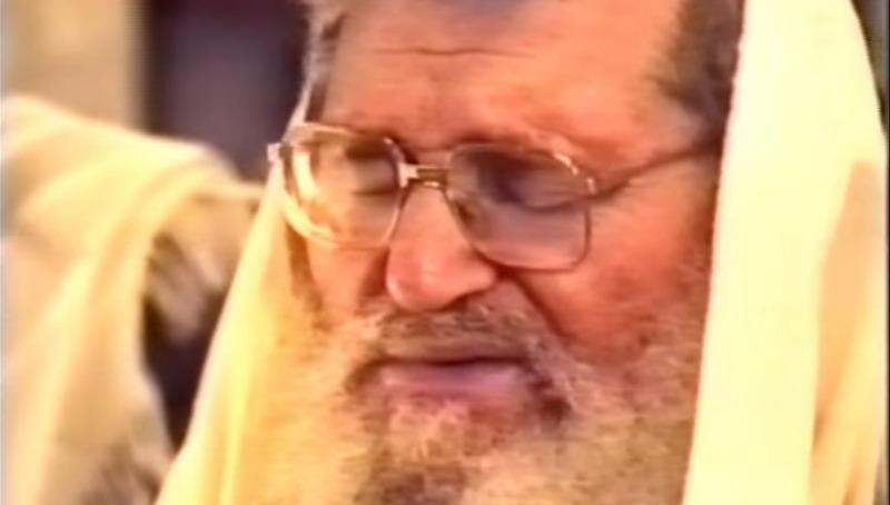 """הרב משה צבי נריה זצ""""ל"""