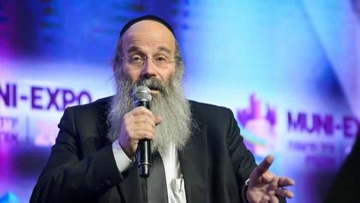 ראש העיר בני ברק, הרב אברהם רובינשטיין