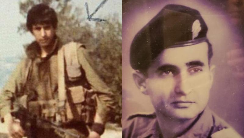 """האב יואב והבן ארנון בנבניסטי הי""""ד"""