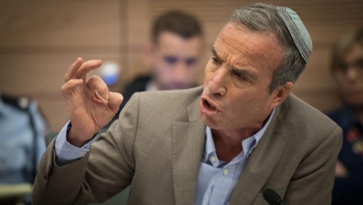 """אלעזר שטרן נכנע: """"מסיר מועמדותי לראשות הסוכנות היהודית"""""""