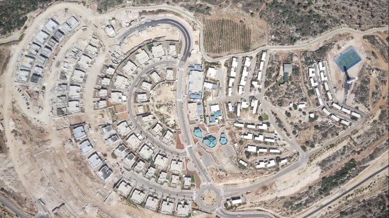 """אלפי יחידות דיור אושרו ביהודה ושומרון: """"מאמצינו נשאו פרי"""""""