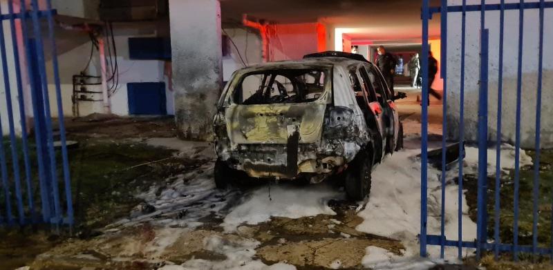 הרכב שפוצץ