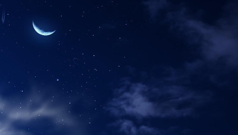 מעונן חלקית עד בהיר ונוח, בהרים קריר יחסית   תחזית הערב והלילה