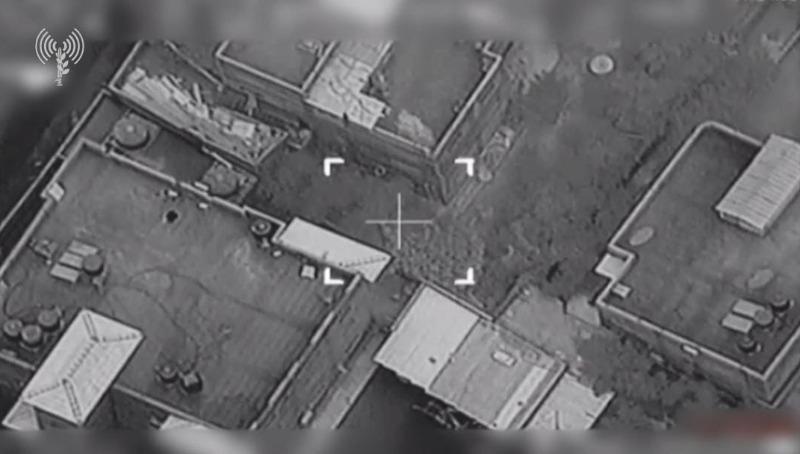 """צפו: תיעוד מעצר המחבלים מקסדת לוחמי הימ""""מ ומהאוויר   מעצר השניים הוארך ב-10 ימים"""