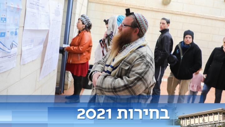 קלפי בנוקדים, בחירות 2020