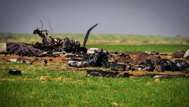 מטוס הסנונית שהתרסק