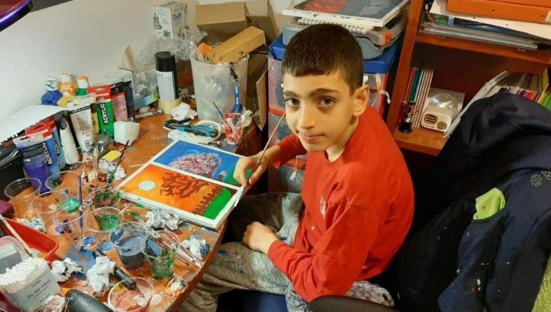 """הוריו של הילד שנדרס חודשיים לפני בר המצווה: """"ניצל כל דקה בחיים שלו"""""""
