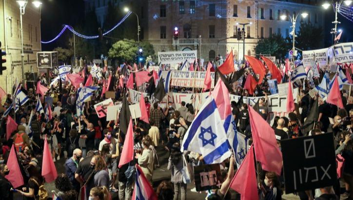 ירושלים, הערב