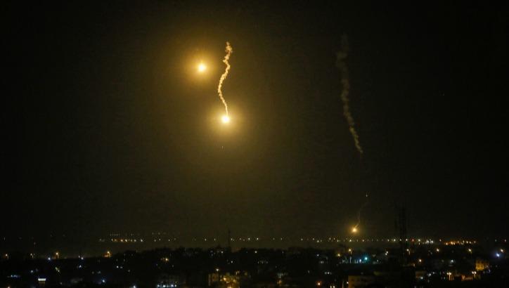 פצצות תאורה. אילוסטרציה