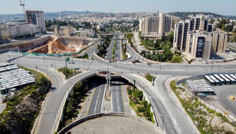 סגר בירושלים בתקופת הגל הראשון