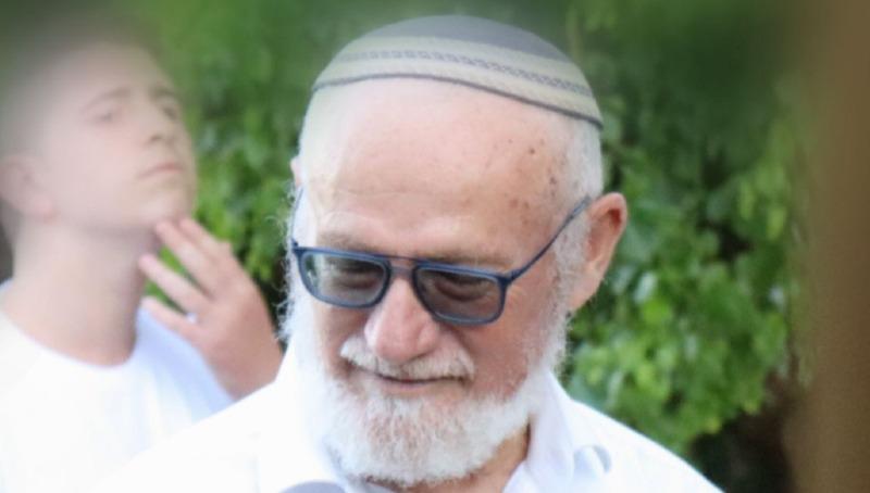 """הרב חיים צבי פוקס זצ""""ל"""