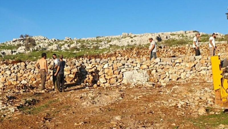 למרות הפגיעה במזבח יהושע, הרשות השלימה את בניית הכביש