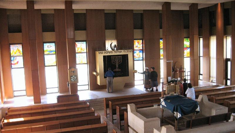בית הכנסת בשילה