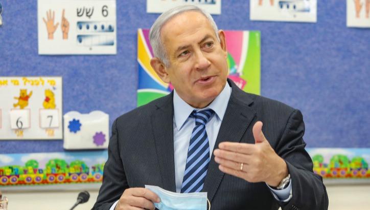 ראש הממשלה פותח את שנת הלימודים במבוא חורון
