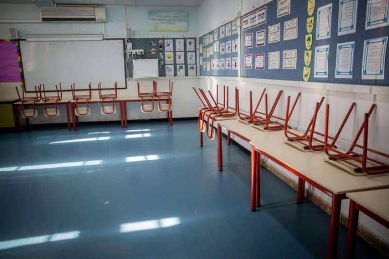למה תלמידים מאזורי הסיכון לא יכולים לחזור ללימודים?