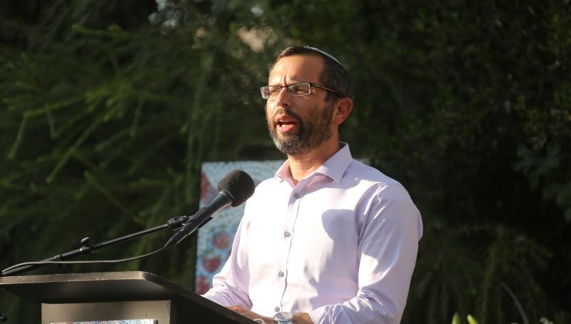 ראש מועצת בנימין, ישראל גנץ