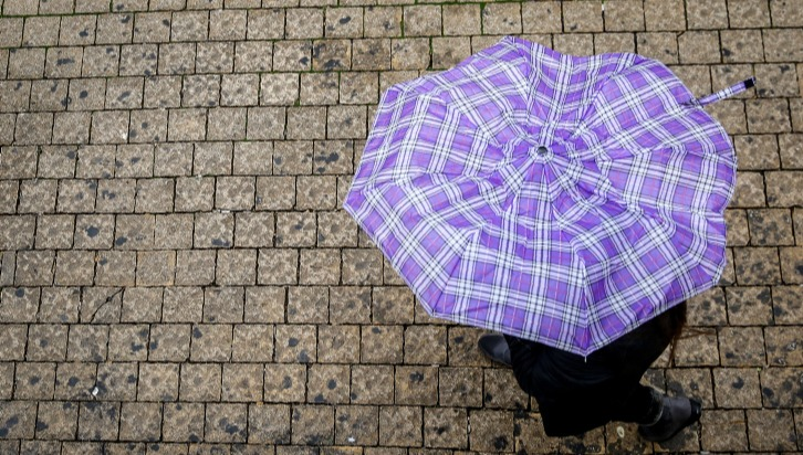 תוציאו את המטריות - הגשם חוזר