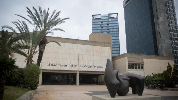 מוזאון תל אביב לאומנות. ייפתח בחינם בשבתות?