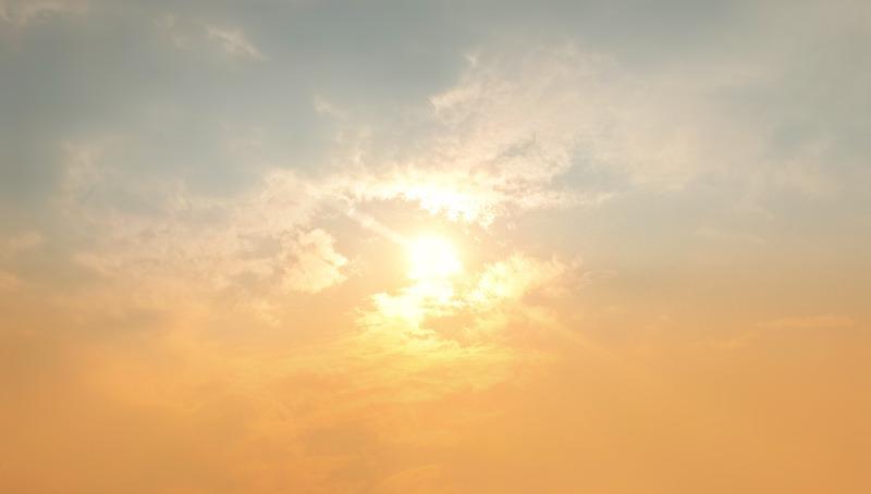 מעונן חלקית עד בהיר