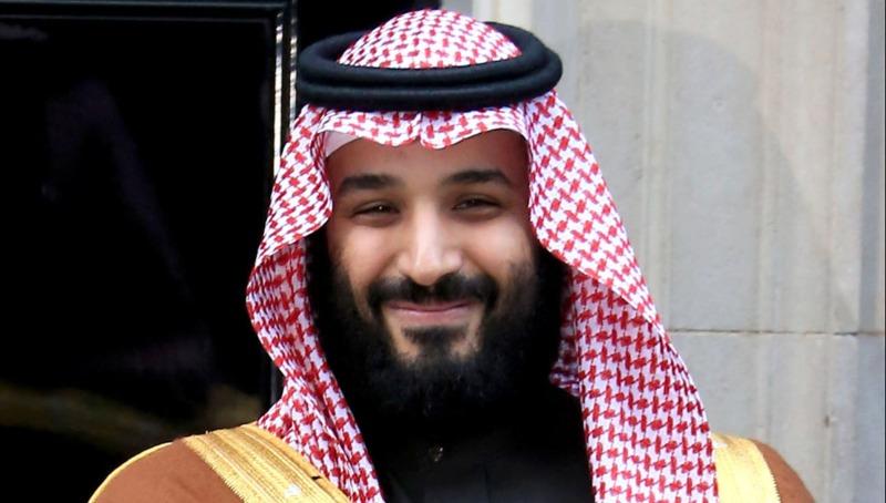 יורש העצר הסעודי - מוחמד בן סלמאן
