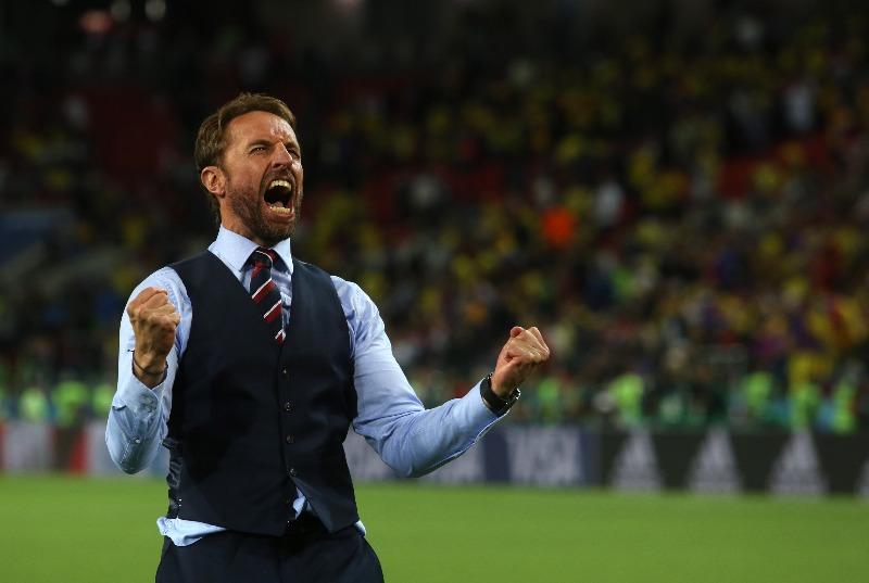 מאמן אנגליה, סאות