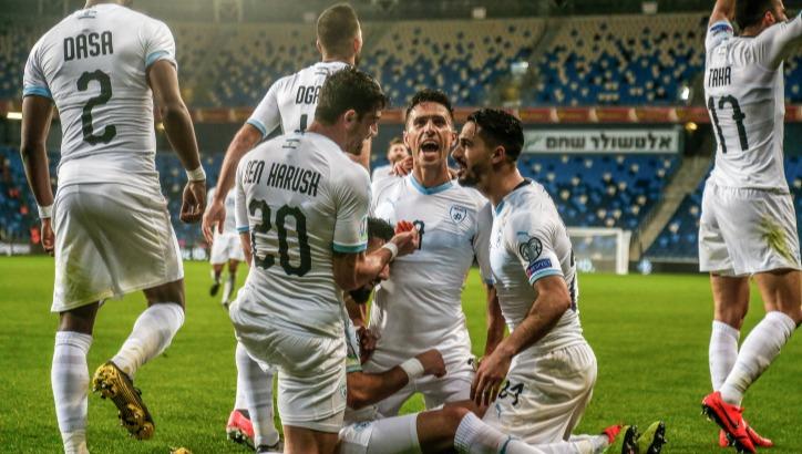 נבחרת ישראל. ברביעי מול פורטוגל. ארכיון