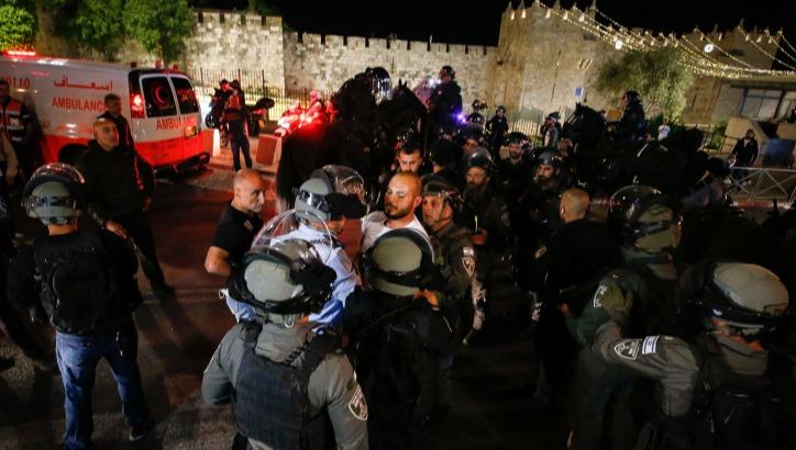 התפרעויות במזרח ירושלים. ארכיון